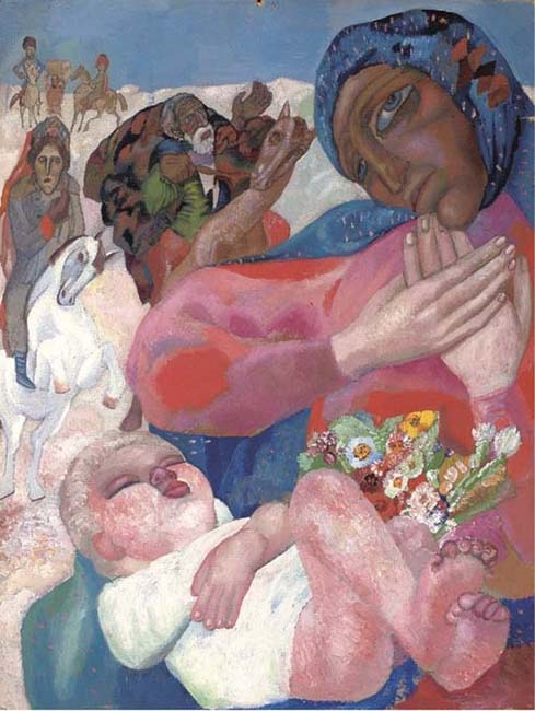 Adoration of the Magi, 1913