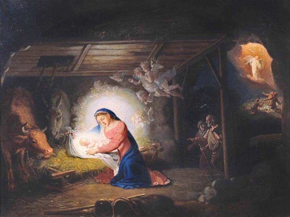 The Nativity of Christ, 1790