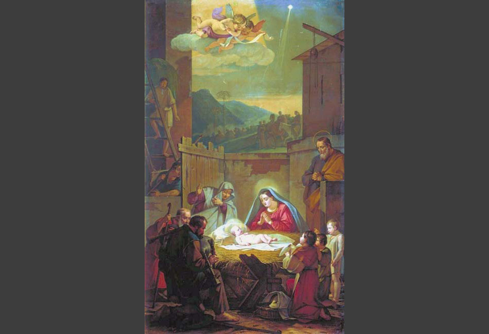 The Nativity of Christ (Adoration of the Magi), 1847