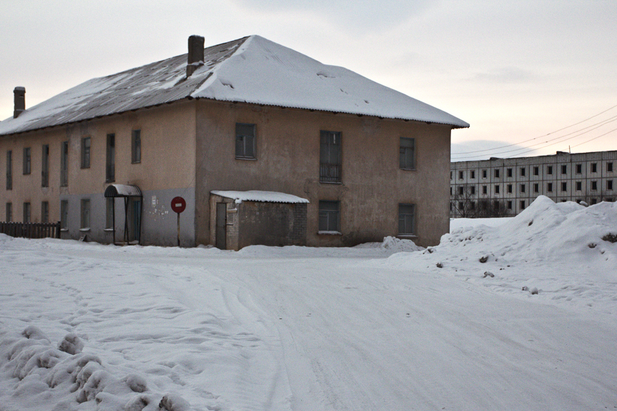 Russia has nearly 20,000 ghost towns – places once built to serve strategically important locations or rich mineral deposits whose significance was later downgraded as unnecessary.
