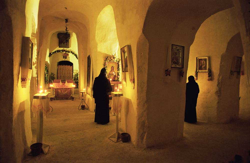 The Spassky Cathedral // The Golgotha Mountain and its surroundings are thought to resemble Palestine. This resemblance is supported by the similar toponyms: Golgotha, garden of Gethsemane, Jordan...