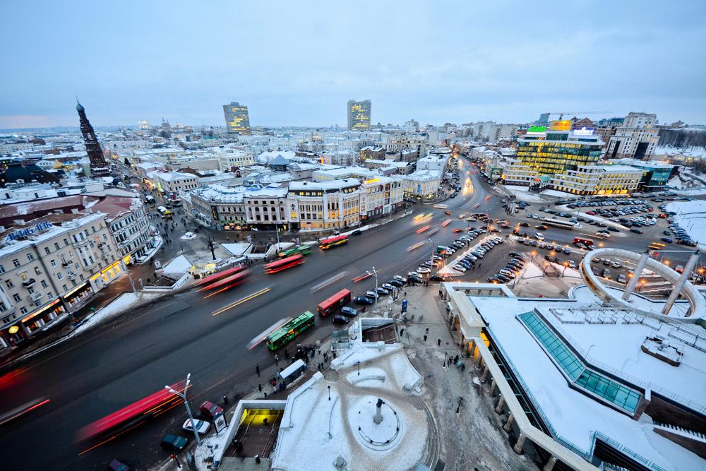 Kasan ist die Hauptstadt und größte Stadt der Republik Tatarstan in Russland. Mit einer Bevölkerung von 1 143 535 Menschen nimmt sie auf der Liste der bevölkerungsreichsten Städte Russlands Rang acht ein.