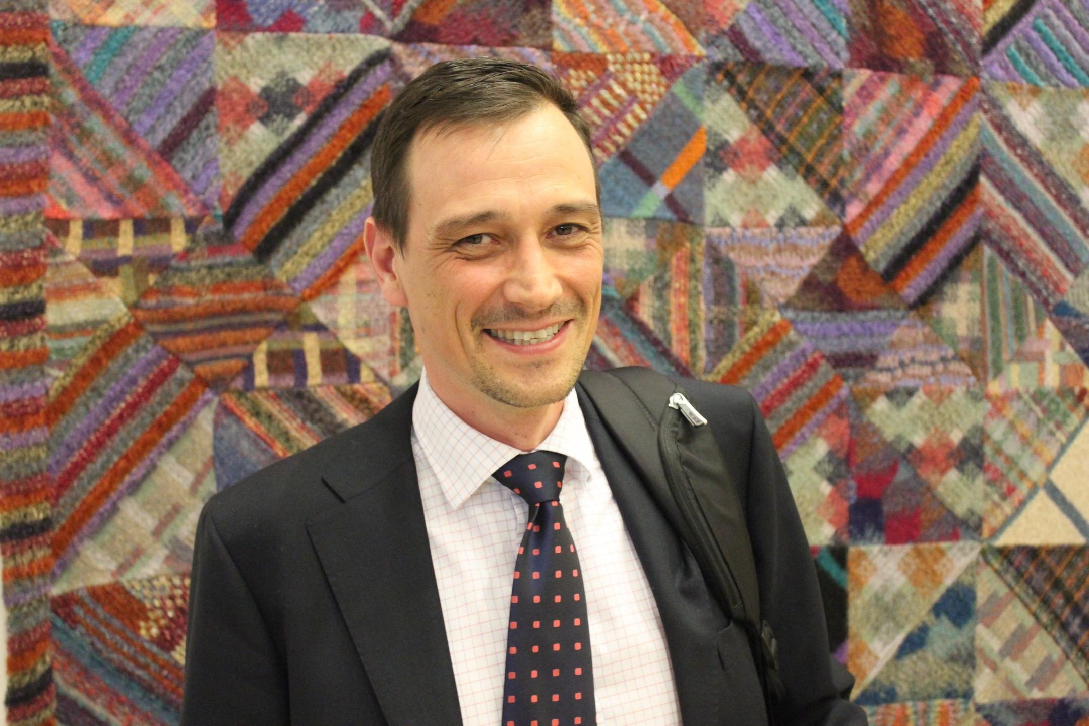 """Brenno Todero, direttore generale di United Colors of Benetton Russia: """"Per noi l'Unione doganale è un'opportunità per semplificare i flussi logistici e così risparmiare sui costi"""""""