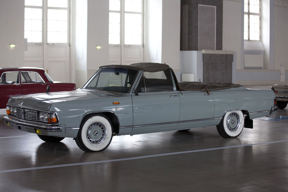 ZIL passenger cars are priced at the equivalent of models from Maybach and Rolls-Royce, but are largely unknown outside the CIS and production rarely exceeds a dozen cars per year.