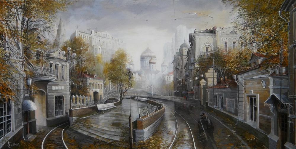 アレクサンドル・スタロドゥボフは、子供の頃から絵を描くことが好きで、優れた能力を示し、簡単に美術のコンテストやコンクールで賞を受賞した。彼自身、趣味が仕事になるとは思っていなかった。