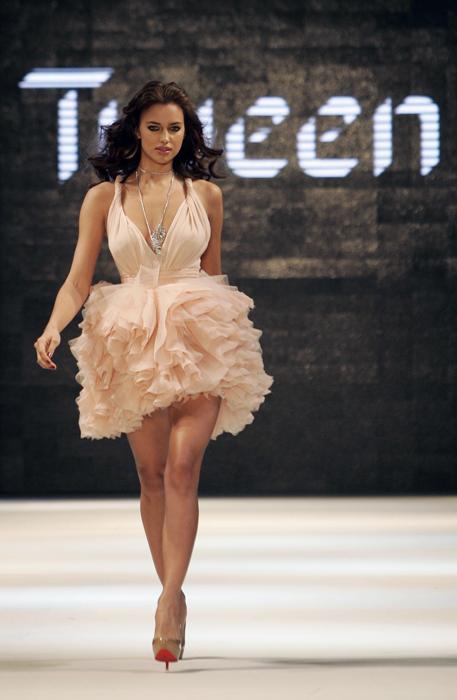 Na listi najseksipilnijih fotomodela na svijetu models.com Irina Šajk zauzima 13. mjesto.
