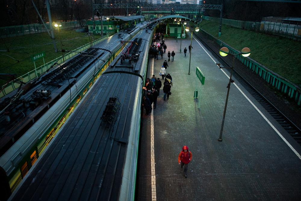 700万人以上がモスクワ近郊の77の都市や集落に住んでいる。
