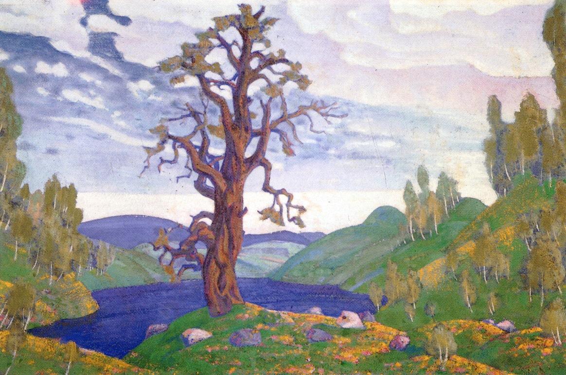 「春の祭典」は、芸術の世界に巨大な影響を与えた――演劇、バレエ、視覚芸術の世界に。不思議なことに、その核となったのは音楽だった。音楽史の専門家など多くの学者は現在、20世紀の音楽が「春の祭典」から始まると認識している。//春の祭典」の初演のための装飾、1913年