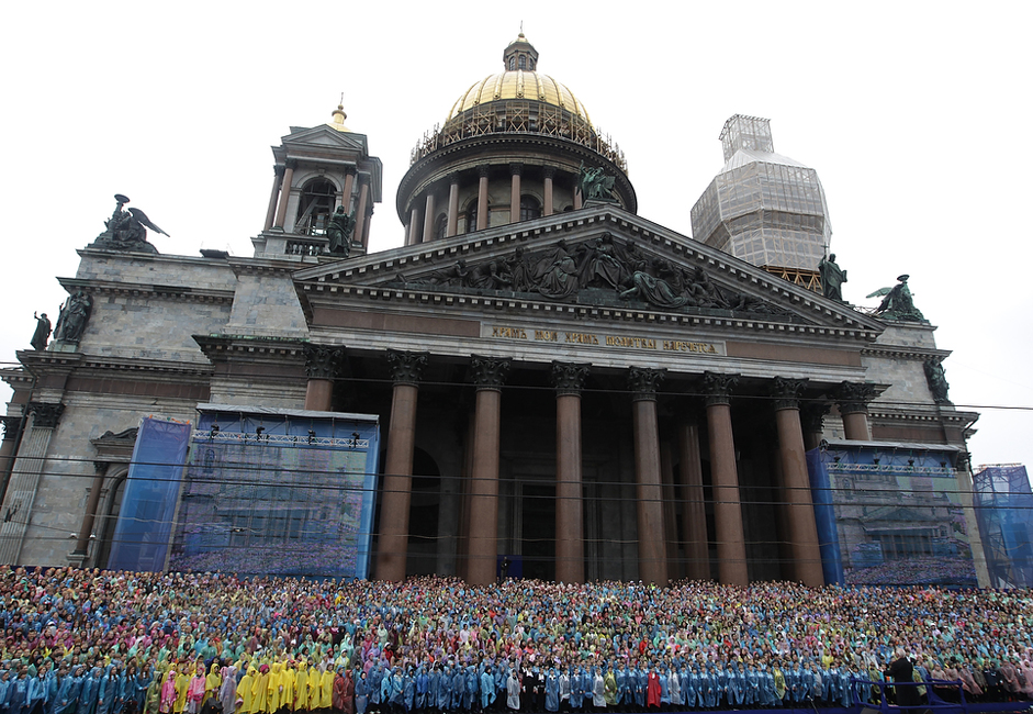 Als europäischste russische Stadt, inoffizielle zweite Hauptstadt Russlands und zweitgrößte Stadt des Landes feierte St. Petersburg am 27. Mai seinen 310. Geburtstag.