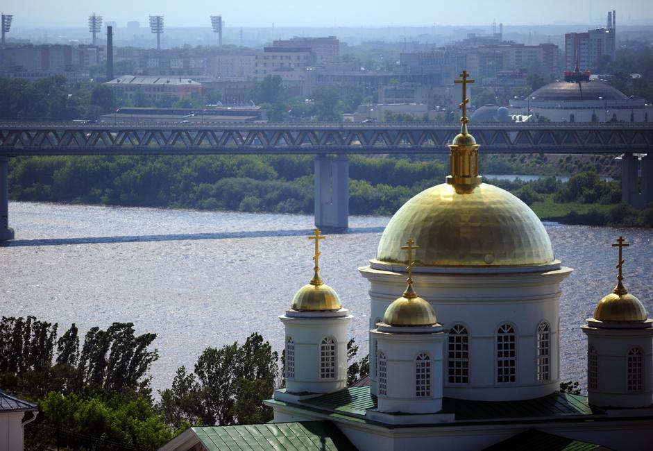 """Das rund 400 km von Moskau entfernte Nischni Nowgorod, im Volksmund auch """"Nischni"""" genannt, ist Russlands fünftgrößte Stadt. Es zählt zu den entwicklungskräftigsten Provinzzentren, ist mit Freizeitangeboten reich ausgestattet und lässt wenig kulinarische Wünsche offen."""
