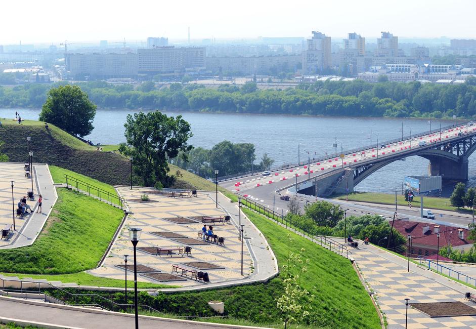 Bien que certaines autorités donnent une date antérieure, la ville a été fondée, selon une chronique des plus importantes, en 1221, par Iouri Vsevolodovitch, prince de Vladimir, alors que le front colonial russe avançait vers la Volga.