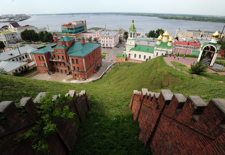 Nischni Nowgorod beherbergt große historische Schätze und wurde in die Liste der UNESCO-Weltkulturerbestädte aufgenommen.