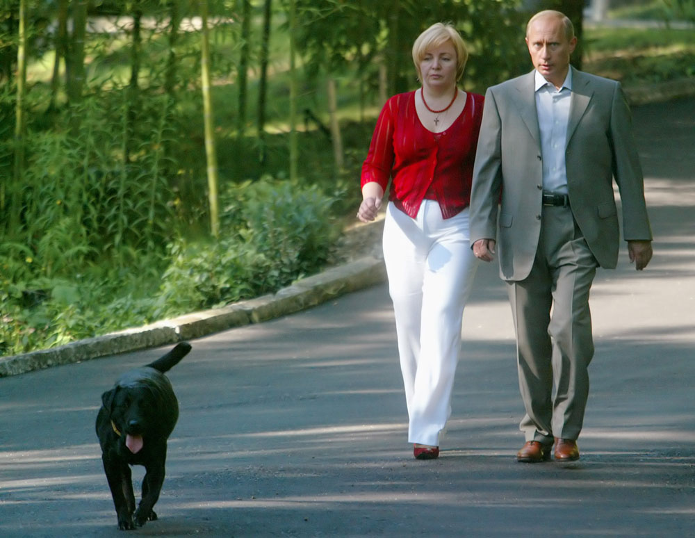 Putin and his wife, Lyudmila, said on state television on Thursday that they had separated and their marriage was over after 30 years.