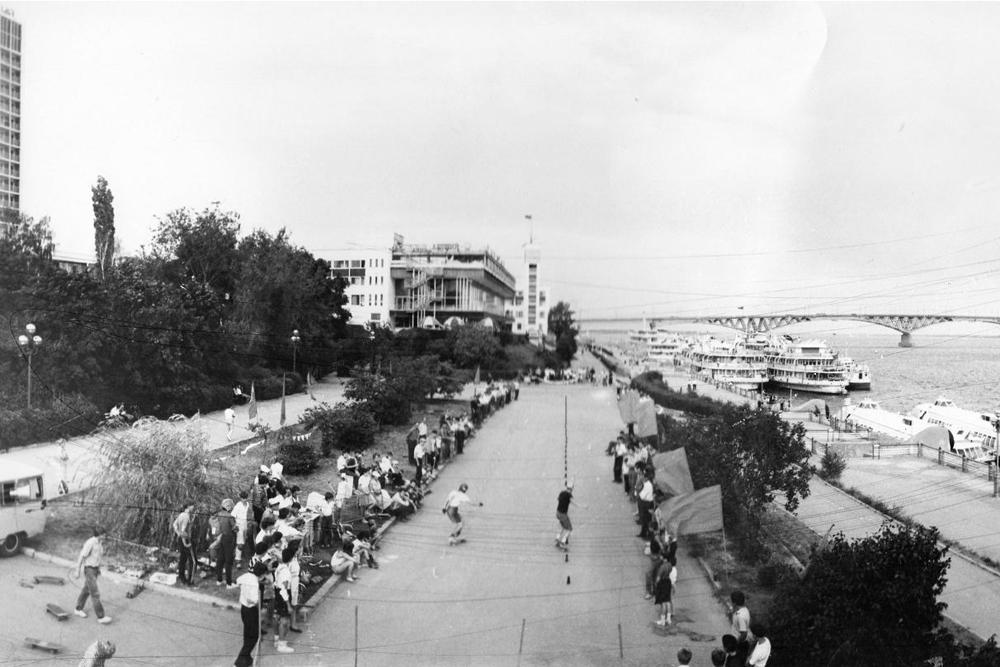 サラトフでは最大規模の大会が開催された。このためにソ連中からスケーターがこの都市に集結した。トーナメントは通常3日間を通して行われ、そのスケジュールは過密なものだった。