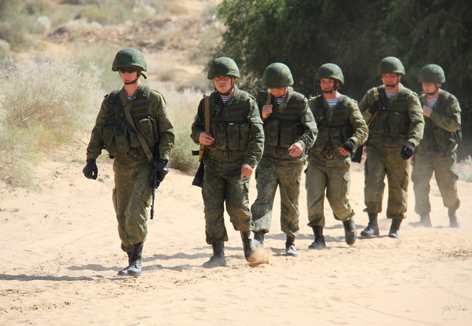 The exercise is aimed to improve bilateral defence cooperation between both the armies and enhance their ability to operate as an integrated force within the framework of UN Peace Keeping operations.