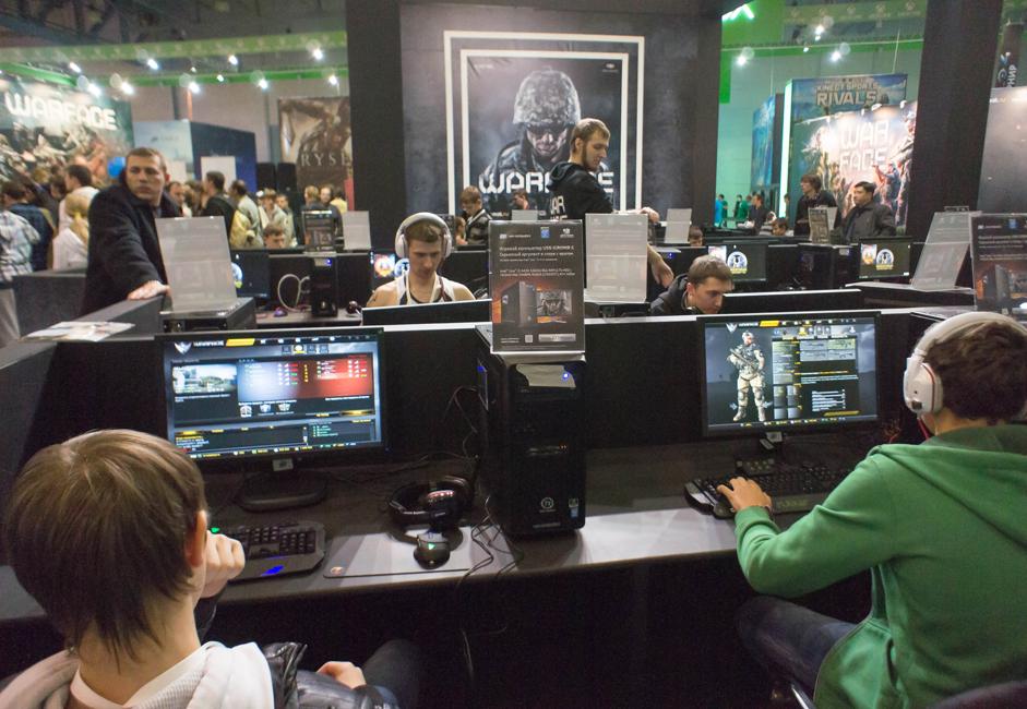 イグロミール 2013(「ゲームの世界」の意味)は、このショーの歴史において最大のイベントとなった。