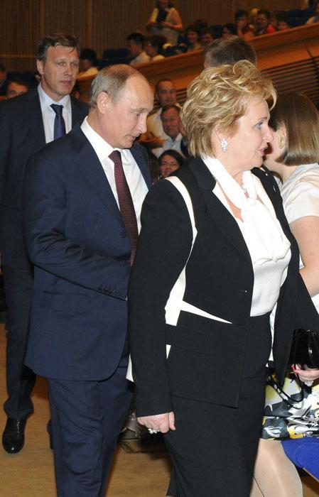 ウラジーミルとリュドミラのプーチン夫妻は、1983年7月28日に結婚し、二女をもうける。長女マリヤは1985年、次女カテリーナは1986年生まれ。