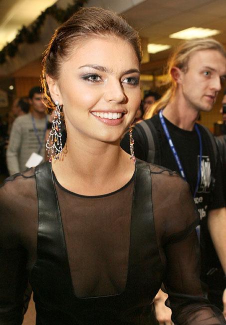 Banyak rumor mengenai keikutsertaan Alina di olimpiade 2008, tetapi itu tidak terjadi karena Alina mengakhiri karirnya sebagai atlet senam ritmik pada tahun 2007.