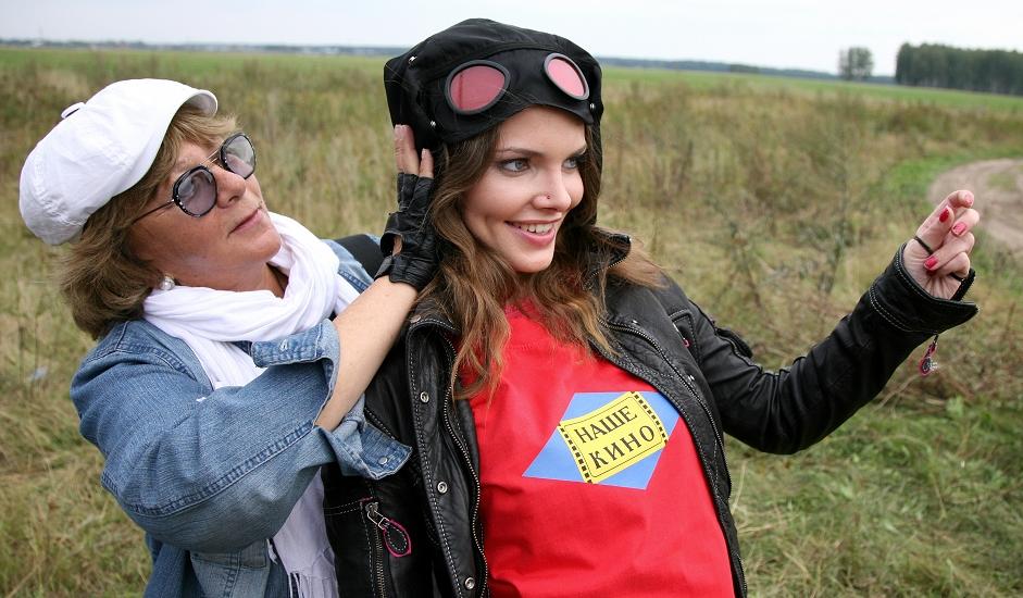 Popularnost joj je donio film Timura Bekambetova Ironija sudbine: nastavak (2007.)