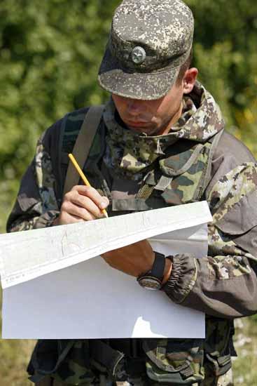 Snajperist ima do pet sekundi za jedan pucanj. Za to vrijeme treba pogoditi cilj i pripremi se na gađanje sljedeće mete.