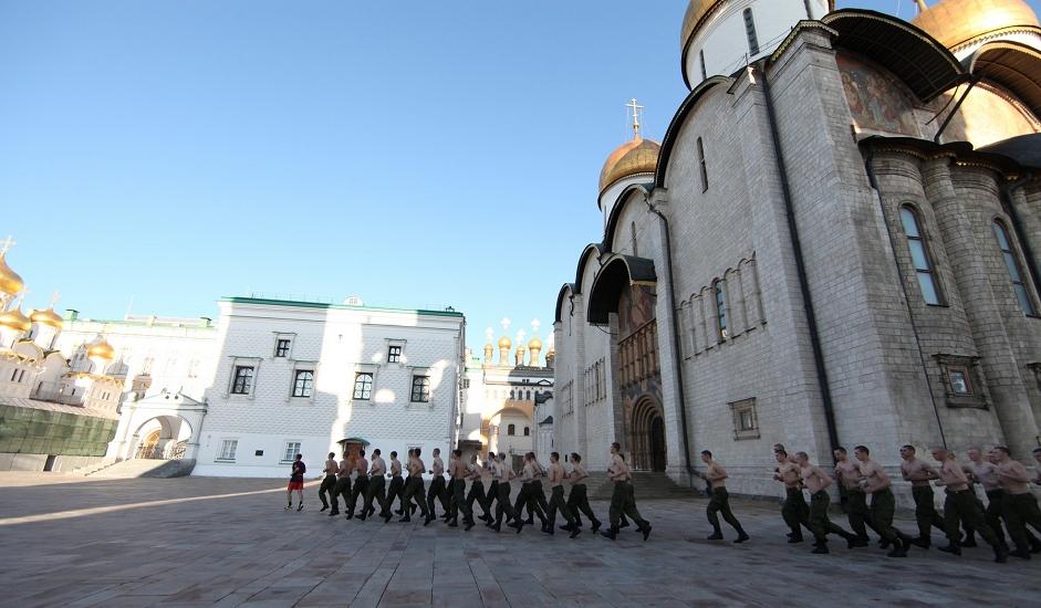 3/12. Пуком командује генерал-мајор Олег Галкин.