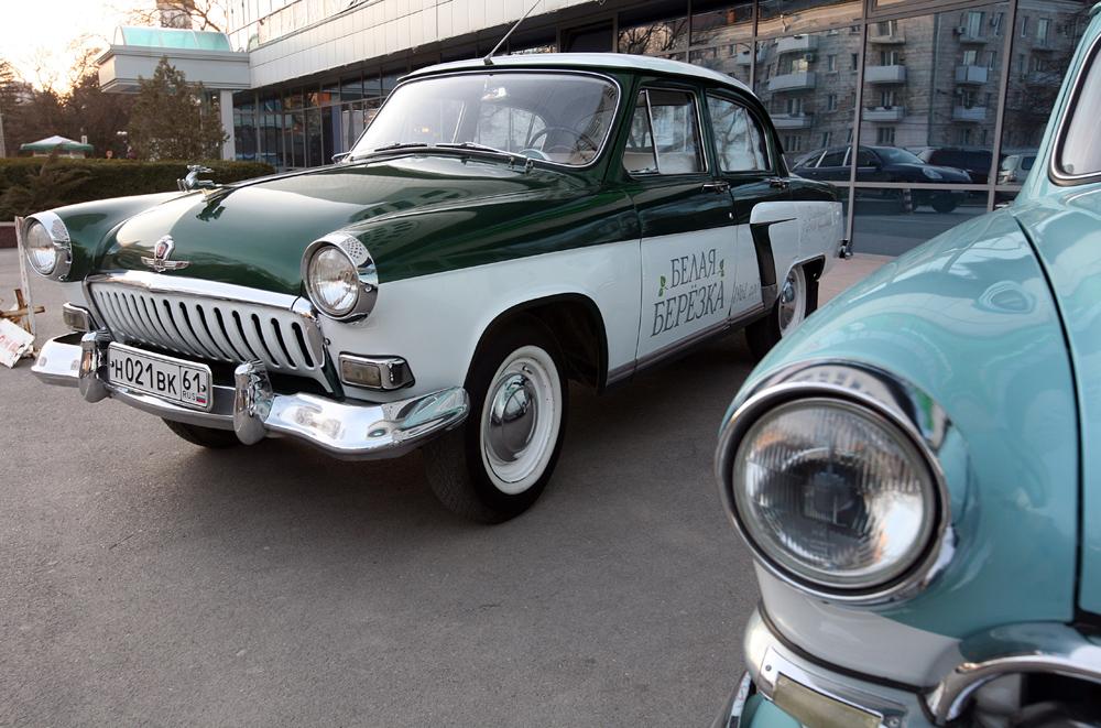 クラシックカー「GAZ-21 ボルガ」は、1957年に出荷され、ソ連の成功のシンボルとなった。1957年から1970年にかけてGAZ工場で生産された「ボルガ」は、もっとも快適かつステータスの高い自動車と考えられていた。