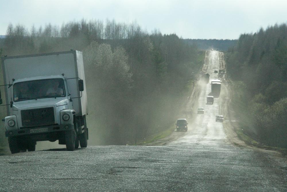 Ruske ceste protežu se na 1,1 milijun kilometara – no još uvijek nedovoljno za površinom najveću zemlju svijeta.