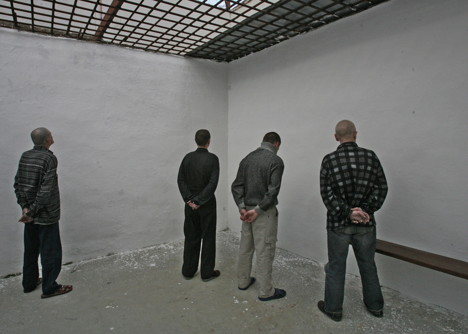 The prison which now holds particularly dangerous offenders in Vladimir (facility OD-1/T-2) was built for political prisoners in the 18th Century by order of Catherine II.