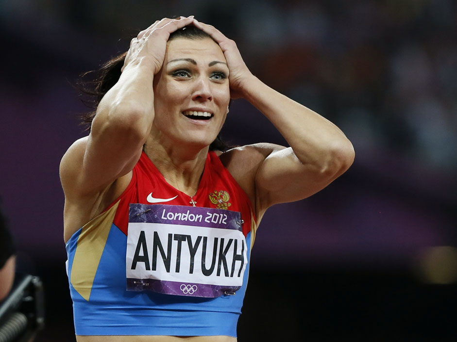 After her triumph in London, 400m hurdler Natalia Antyuk flirted with retirement... but decided to stay. Already within a hair's breadth of the world record, she will try to break it in Moscow.