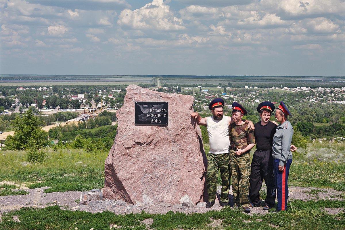 ヴョーシェンスカヤ(俗称、ヴョーシキ)は、ドン河左岸にあるロストフ州北部のコサック村で、ショーロホフスキー地区およびヴョーシェンスコエ農村の行政中心地および最大の居住地域。
