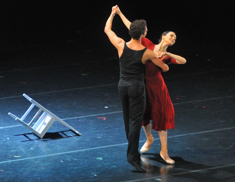 2008年に新しい3部作「ディアナ・ヴィシニョーワ:動く美」の公演をアメリカで行う。このプロジェクトの主導者兼プロデューサーは、「アルダニ・アーティスツ」社のセルゲイ・ダニリャン社長。