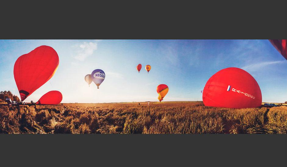 11/11. Руски град Велике Луке, који се налази на 471 km од Москве, био је домаћин годишњег Међународног сусрета пилота балона. На истој локацији налазио се простор за полетање и одржано је летачко такмичење.