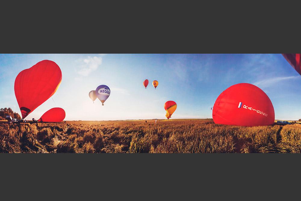 モスクワから471キロ離れたヴェリーキエ・ルーキ市は気球の打ち上げや競技会が行われる毎年恒例の国際気球大会を主催している。今年、国際大会とカンファレンスは6月8日から16日の間に開催された。