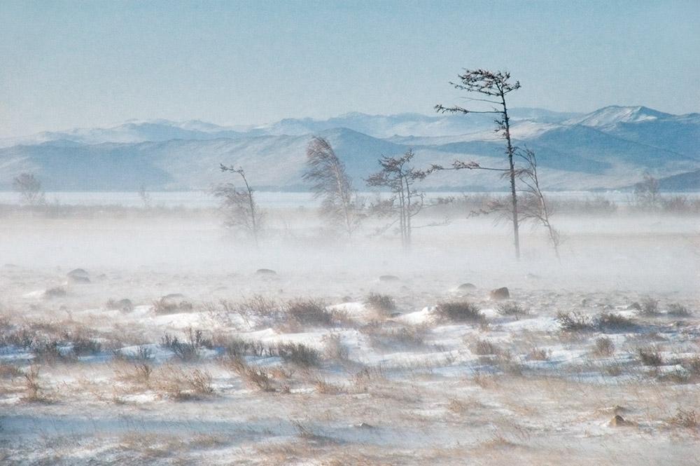 Sarma, le vent du Baïkal