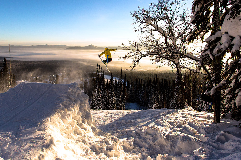 Sheregesh is still the skiing capital in the region of Gornaya Shoriya whose capital is Tashtagol. The nearby village of Sheregesh is known to skiers all over Russia.