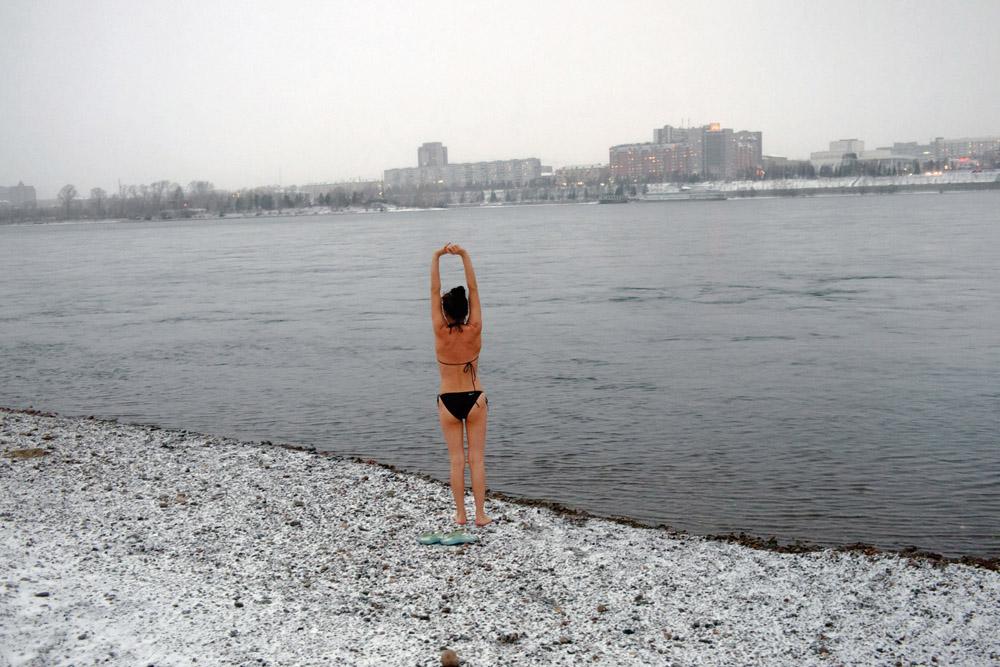 Krasnoyarsk, November 2010 © Anastasia Rudenko, 2013.