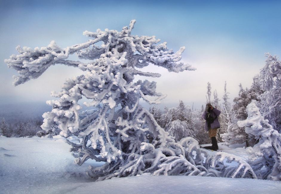 Temperatura - 40 °C je v nekaterih delih Rusije nekaj normalnega. Tam najdemo »tečaj mraza«, ki je idealen kraj za preizkus meja vaših zmožnosti.
