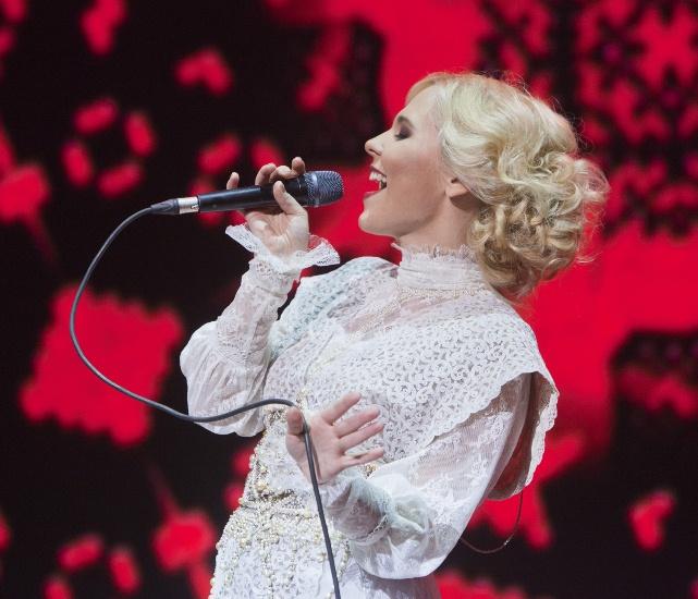 Pelageja Hanova, ruska folk rock pjevačica, rođena je 14. srpnja 1986. u Novosibirsku. Osnivačica je i solist glazbene grupe Pelageja. Poznata je kao izvođačica ruskih narodnih pjesama i romansi, u folk rock stilu.