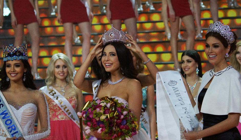 4/11. Победница је добила круну од белог злата опточену дијамантима и бисерима. Победом на овом конкурсу Алипова је себи обезбедила право да представља Русију на међународним такмичењима..