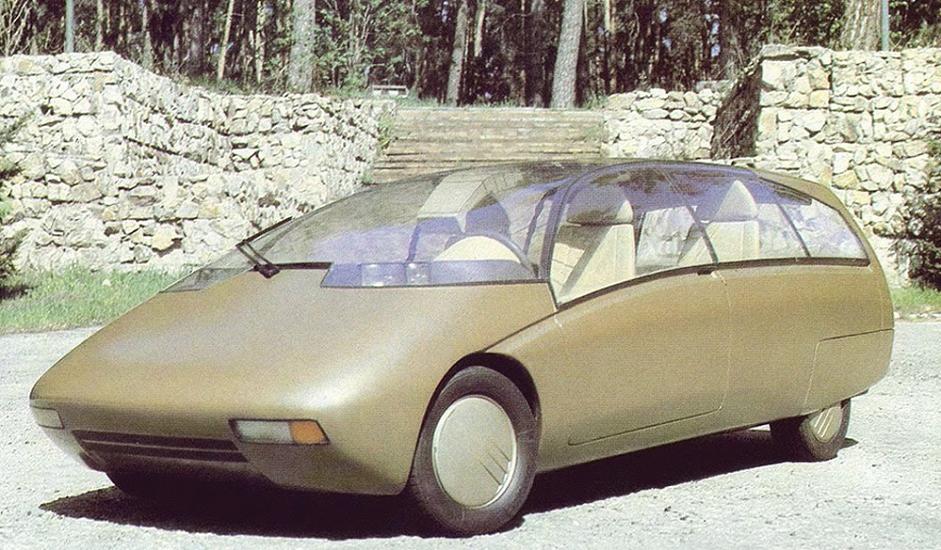VAZ X je bio eksperimentalni konceptualni automobil s karoserijom karakterističnom za minivan vozila. Napravljen je u poduzeću VAZ, najvjerojatnije 1990. Vozilo je predstavljeno u nekoliko specijaliziranih publikacija, uključujući i inozemne, no unatoč tome o njemu ne postoje detaljniji podaci. Poznato je da je proizveden samo jedan primjerak, a napredne tehnologije primijenjene na njemu korištene su u VAZ-ovim minivanovima koji se i danas proizvode. Jedini izrađeni VAZ X nije sačuvan.