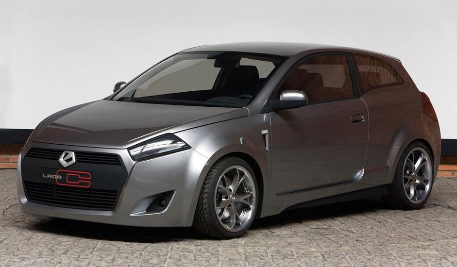 """""""Lada"""" C Concept je sportski hatchback s troje vrata, jedan od razvojnih projekata nastao iz suradnje poduzeća """"AvtoVAZ"""" s kanadskom tvrtkom Magna International, u okviru koje je dogovorena izrada modela serije Project C. """"AvtoVAZ"""" je 6. ožujka 2007. predstavio ovaj eksperimentalni model na 77. Ženevskom sajmu automobila gdje je dobio brojne pozitivne ocjene. Cijena vozila je oko 12.000 dolara (450.000 rubalja), a svjetska ekonomska kriza utjecala je na to da se ovaj projekt okonča 2009."""