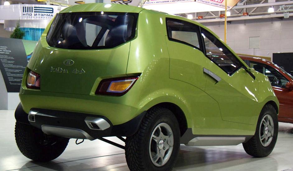 """""""Lada"""" je razvijala novu seriju hatchbacka s pogonom na sva četiri kotača. Serijska proizvodnja je trebala početi krajem 2017. ili početkom 2018. Novi projekt poznatog proizvođača ulijevao je nadu da će automobil postići uspjeh. Kasnije je ruski auto-gigant prekinuo daljnji rad na najavljenom modelu """"Lada Kalina"""" s pogonom 4x4, čiji je koncept predstavljen 2007. """"AvtoVAZ"""" je procijenio da će dodavanje pogona i na zadnju osovinu zahtijevati brojne izmjene i uzrokovati značajne troškove. Zato se tvrtka opredijelila za liniju manjeg otpora i usmjerila se na razvoj drugih modela."""
