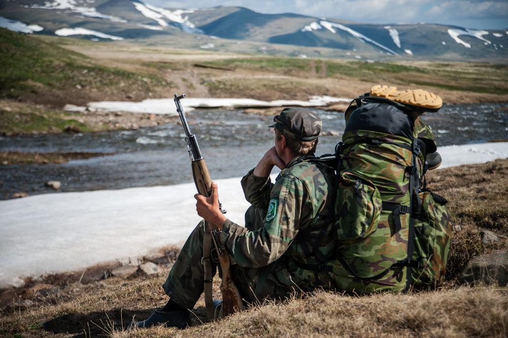 Tempat ini merupakan 'laboratorium alam' yang benar-benar unik. Dengan mengamati daerah ini, Anda dapat mempelajari sejarah proses penutupan gletser Altai.