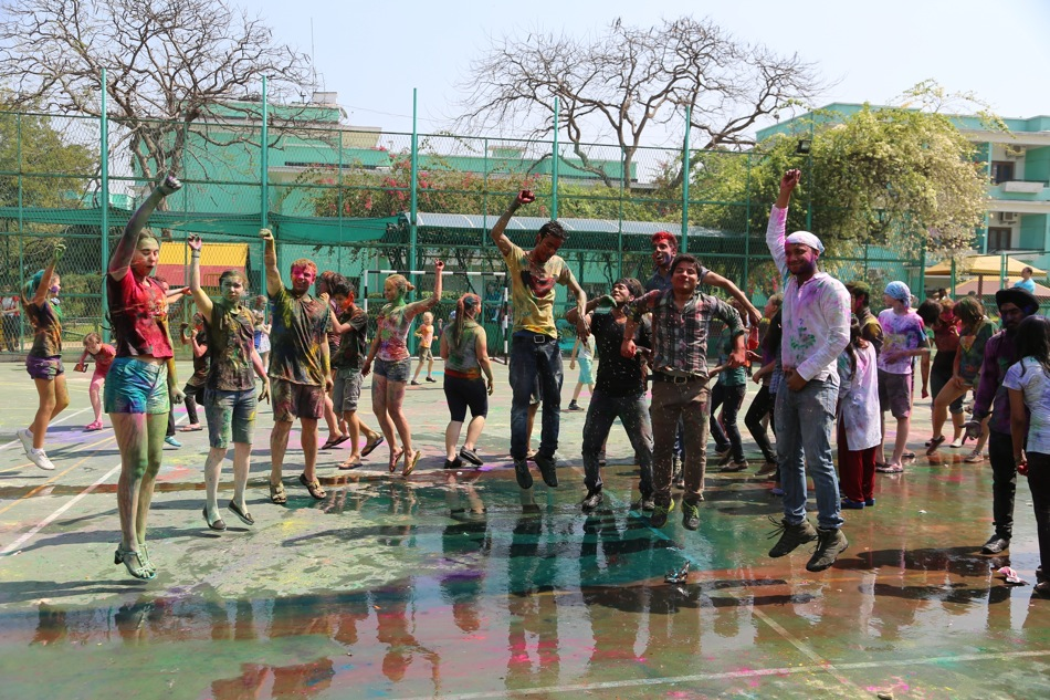 "Jyoti Verma, Russian Language Student, Delhi University: ""The joint celebration of the Holi festival added new colours to the vibrant Russian-Indian relations. We must think of another equally exciting event."""