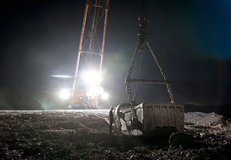 Кемеровски рудници раде 24 часа дневно, а рад се обуставља само за новогодишње празнике.