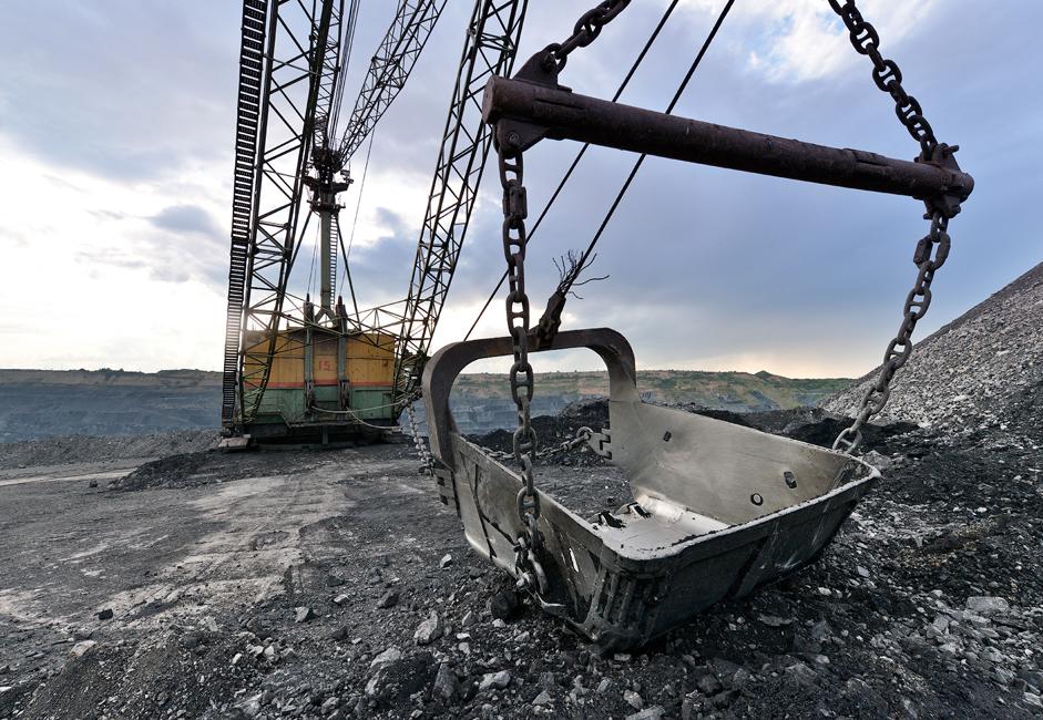 Најстарији угаљ ископан у Кузбасу је процењен на око 350 милиона година.