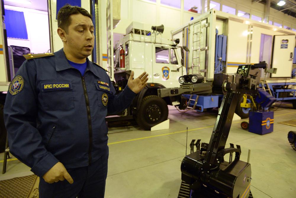 Los expertos están haciendo ahora mejoras de alta prioridad a los robots para aumentar su movilidad y su resistencia a factores dañinos.