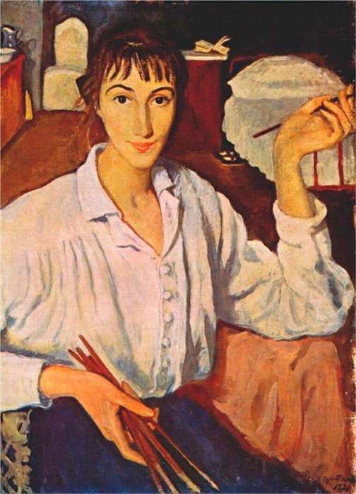 ロシア人芸術家ジナイーダ・セレブリャコーワの生誕130年(1884年12月12日)を記念して、モスクワのトレチャコフ美術館は、彼女のパリ時代の作品の展示会を開催する。 展示品の多くは、ロシアで初公開されるものだ。 彼女の子どもであるアレクサンドルとエカチェリーナによる絵画も同時に展示されている。 この展示会は3月14日まで開催されている。 \ 『自画像』、1921年