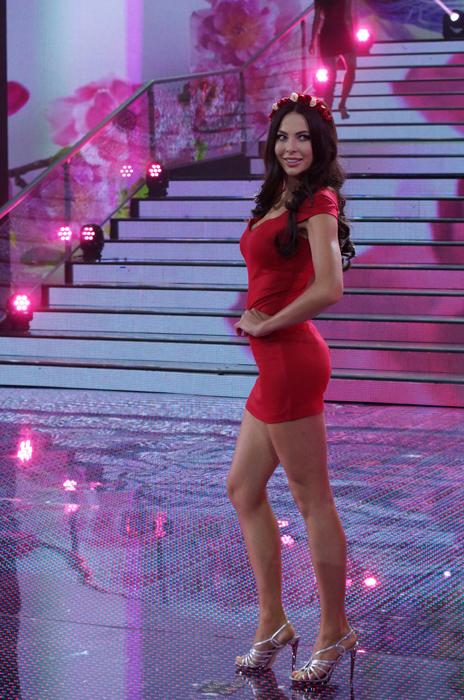 3月2日、モスクワでミス・ロシア2014年のコンテストが行なわれ、サラトフ州バラコヴォ(モスクワから約1000キロ)出身のユリア・アリポワさん(23)が優勝した。
