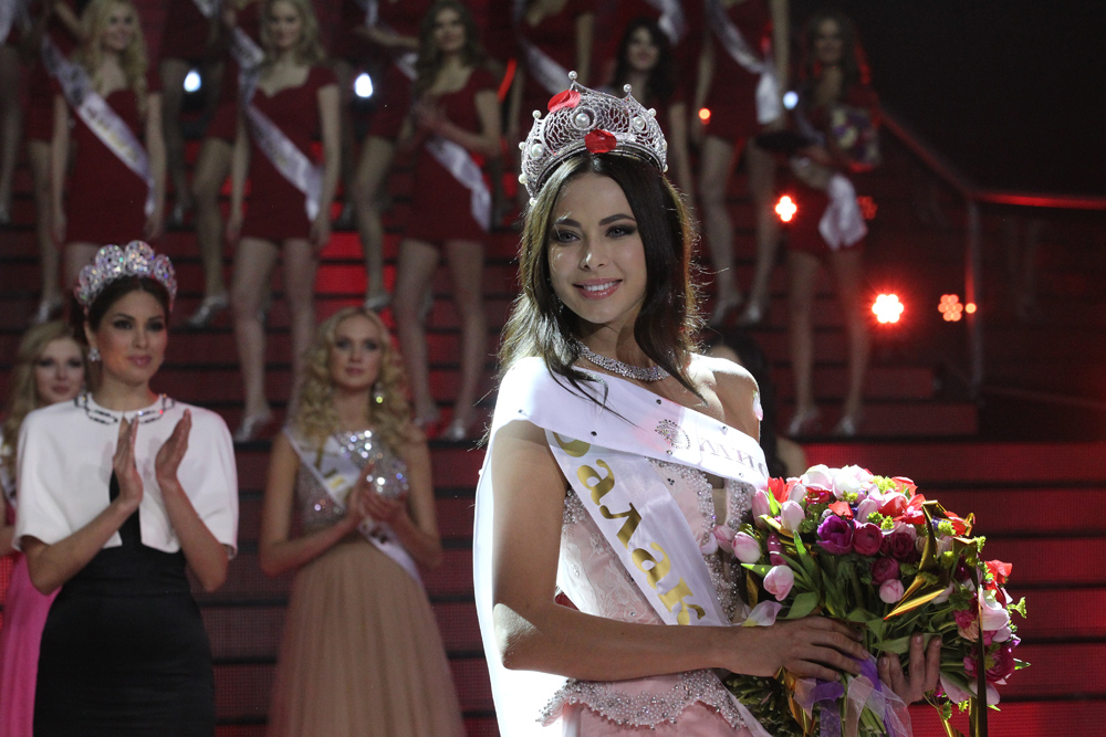 "The ""Miss Russia"" nationwide pageant continues to expand its geographical scope. This year, preliminary rounds were held in 80 regions of Russia and castings were attended by more than 50,000 hopefuls."